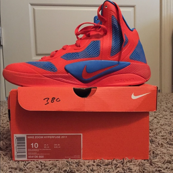 Nike Zoom Hyperfuse Russell Westbrook
